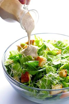 Outback's Copycat Caesar Salad Dressing. Recipe - Food.com