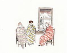 Warm Wishes - Sarah Burwash