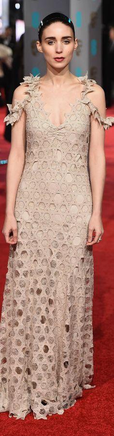 Rooney Mara veste Givenchy - Bafta Awards 2016