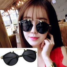 New Unisex Vintage Style Sunglasses Eyewear Eyeglasses Casual Retro Sunglasses