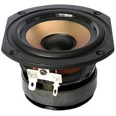 """Tang Band W3-532SQF 3"""" Full Range Speaker by Tang. $22.21. Extended, flat response and low distortion are leading features of the Tang Band W3-532SQF 3"""" speaker. Its truncated aluminum basket permits very closer driver spacing and ultra-compact enclosure designs."""