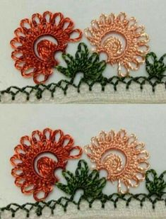 Wonderful Ribbon Embroidery Flowers by Hand Ideas. Enchanting Ribbon Embroidery Flowers by Hand Ideas. Types Of Embroidery, Silk Ribbon Embroidery, Hand Embroidery Patterns, Embroidery Thread, Uses Of Silk, Crochet Unique, Tatting, Crochet Bedspread, Lace Making