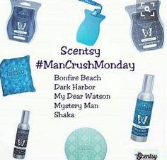Scentsy Man Crush Monday #mancrushmonday