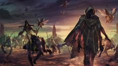 Endless Legend Steam Cards 4/9 - The Necrophages