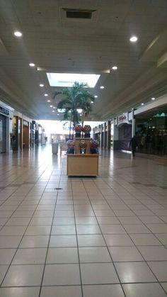 Midway Mall.  Elyria, Ohio