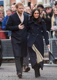 Harry and Meghan are also thought to be throwing a joint hen and stag do at a polo match...