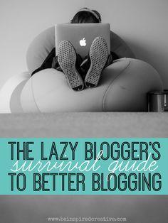 The Lazy Blogger