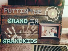 Pallet Signs Christmas gift
