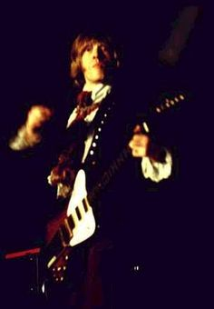 Love this photo of Rolling Stone Brian Jones. Dark and mysterious overtones, brilliant!