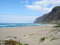 Polihale State Park - Western most beach in the USA (Kauai)