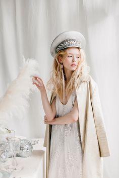French Vanilla, Winter Hats, Ideas, Fashion, Moda, Fashion Styles, Fashion Illustrations, Thoughts