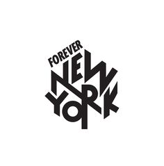 New York Forever | Logo 2014