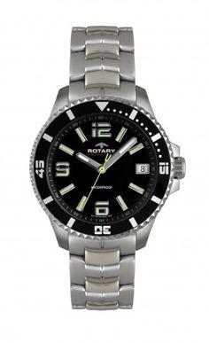 7c6c1c1f031f Rotary Mens Aquaspeed Two Tone Watch. Ideal for the individual seeking a  subtle and modern design
