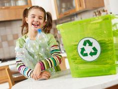 Sustentabilidade Ambiental: Seus filhos  protegendo o meio ambiente!