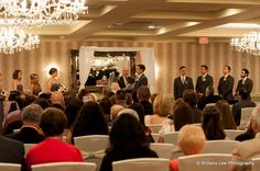Indoor or outdoor ceremonies are available at the Sterling Ballroom. www.SterlingBallroomEvents.com. Photo courtesy of Brittany Lee Photography. #wedding #bride #groom #marriage #wife #husband #SterlingBallroom #tintonfalls #nj #njweddingvenue #njweddings #njbanquethall #reception #weddingreception #pinparty