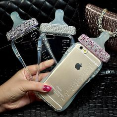 Price: US $ 4.31/piece Buy 2 pcs immediately get 30% discount  Free shipping to Worldwide  Rhinestone Diamond Baby Milk Bottle Silicone Cell Phone Back Case For iPhone 5S/6/6plus  Color:Silver/Rose red/purple  ~~~~~~~~~~~~~~~~~~~~~~~~~~~~~~~~~~~~~~~~~~ If you like it, please contact me: Wechat: 575602792  Whats App: 13433256037  E-mail: woxiansul@live.com