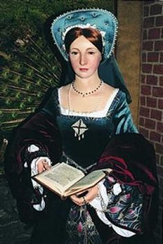 Lady Jane Grey (c. 1537 - 12 February 1554), the Nine Days' Queen, married Lord Guildford Dudley, both beheaded