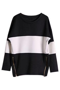 Zebra Crossing Sweatshirt