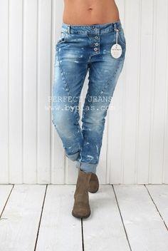 Perfect Jeans, PAINT