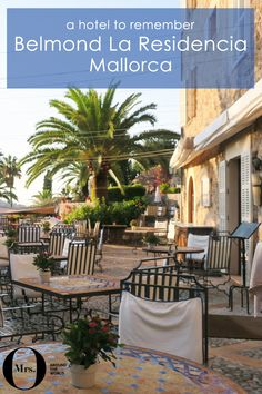 On a trip to Mallorca, I discovered one of the most special hotels I have had the pleasure of staying at: the stunning Belmond La Residencia. The hotel is really gorgeous, offering amazing views, and the service was great too. One of Mallorca's best kept secrets is its food - and I loved how the hotel really embraced the local delights, and I really mean it. El Olivio is one of the restaurant options, and is considered one of the best restaurants in Mallorca, and it did not disappoint. It's…