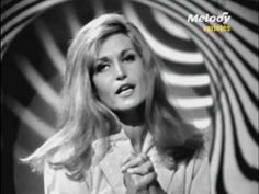 "DALIDA - ""Parlez-Moi De Lui"" (1966) [Audio HQ]...what I was after was the version by Francoise Hardy, but all I could come up with was a shitty English translation, which didn't seem to mean the same thing at all...I like the lyrics in this one. But this chick sucks compared to Francoise...sorry!"