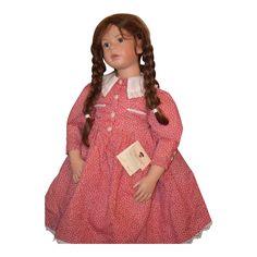 Vintage Doll Vera Sholz Character Stephanie Original Tag