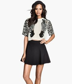 Cropped Top | H&M US