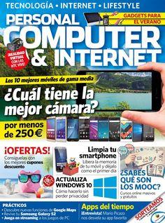 Revista Personal Computer & Internet 164. Los 10 mejores #móviles de gama media.