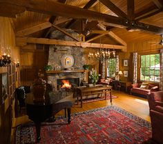 The Lodge on Lake Lure, a bed and breakfast in Lake Lure, North Carolina