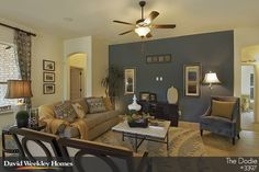 Model Homes Decorated | model | DECORATING Ideas