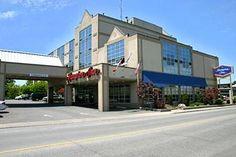 Hampton Inn North Of The Falls 2.5 Star HotelOn a river Niagara Falls, CA$59.00 CAD