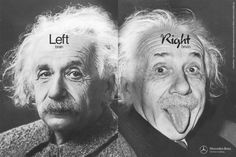 4 of 4 Project: Left Brain Right Brain – Einstein. Client: Mercedes Benz Agency: Shalmor Avnon Amichay/Y&R Interactive
