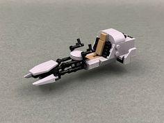 Lego Plane, Lego Guns, Lego Spaceship, Amazing Lego Creations, Lego Mechs, Lego Military, Star Wars Fan Art, Lego Design, Lego Projects