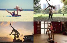 10 sexy yoga videos