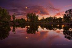 Front Range Romanticism... Timnath, Colorado, United States.