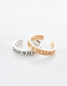 latitude and longitude jewelry • gps coordinates jewelry • Custom coordinates ring • ring with coordinates • Graduation jewelry • Remembrance jewelry • congratulations graduation • college graduation gifts for her • going away gifts for boss • college going away gifts • goodbye gift ideas • Personalized sister gifts • Wedding shower gift • Best friend necklace • Sister jewelry • best friend moving away gift • goodbye friends
