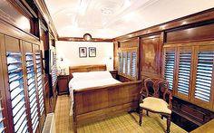 Rail carriage hotels: Britain's best