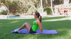 Sitting Abdominal Exercises During Pregnancy - Health & Fitness - ModernMom