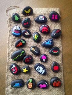 Mega Wild Imagination Story Stones