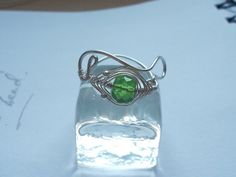 Snake Ring - A Wire Wrap Tutorial