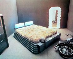 "Ettore Sottsass Jr.  ""Grey Room""  Poltronova  1969"