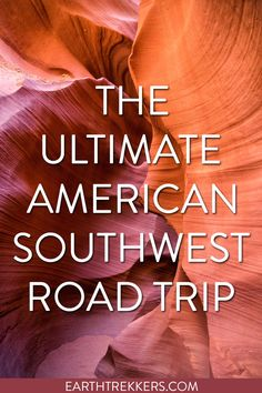 Two week American Southwest road trip itinerary. This is one of the best USA road trips. Visit the Grand Canyon, Utah's Mighty 5, Antelope Canyon, Monument Valley, Bryce Canyon, Zion, Arches, Capitol Reef and Arches National Parks. #nationalpark #usaroadtrip #americansouthwest Capitol Reef National Park, Grand Canyon National Park, National Parks, Visiting The Grand Canyon, Lower Antelope Canyon, Escalante National Monument, Us Travel Destinations, Road Trip Usa, United States Travel