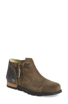 SOREL 'Major Low' Ankle Boot (Women) available at #Nordstrom