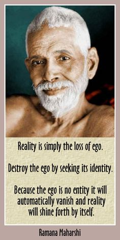 Ramana Maharshi Quotes And Photos