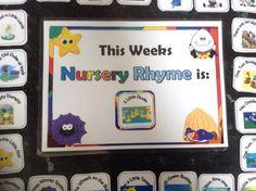 Preschool Displays, Classroom Displays, Display Boards Nursery Baby, Book Corner Eyfs, Phonics Display, Homework Board, Nursery Ideas, Room Ideas, Toddler And Baby Room