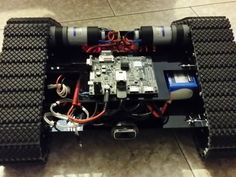 MyzharBot - piattaforma di sviluppo robotica Un progetto fantastico su takeoffcrowdfunding.com!