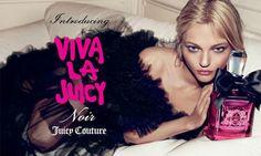 Juicy Couture Launches Viva La Juicy Noir