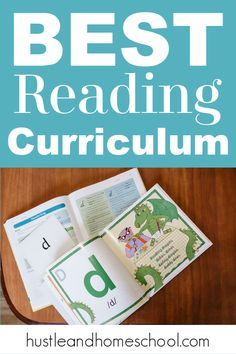 Teaching kids to read can be so intimidating for homeschool moms. This is the best reading curriculum that is open and go and will make learning to read fun! Secular Homeschool Curriculum, Homeschool Apps, How To Start Homeschooling, Primary Education, Kindergarten Science Experiments, Kindergarten Reading Activities, Homeschool Kindergarten, Reading Resources, Phonics For Kids