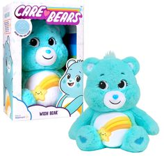 Toys For Girls, Kids Toys, Care Bears Stuffed Animals, Care Bear Party, Care Bears Plush, Bear Coloring Pages, Cuddle Buddy, Bear Wallpaper, Cute Plush