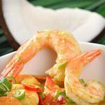 Thai Coconut-Ginger Shrimp | Atkins